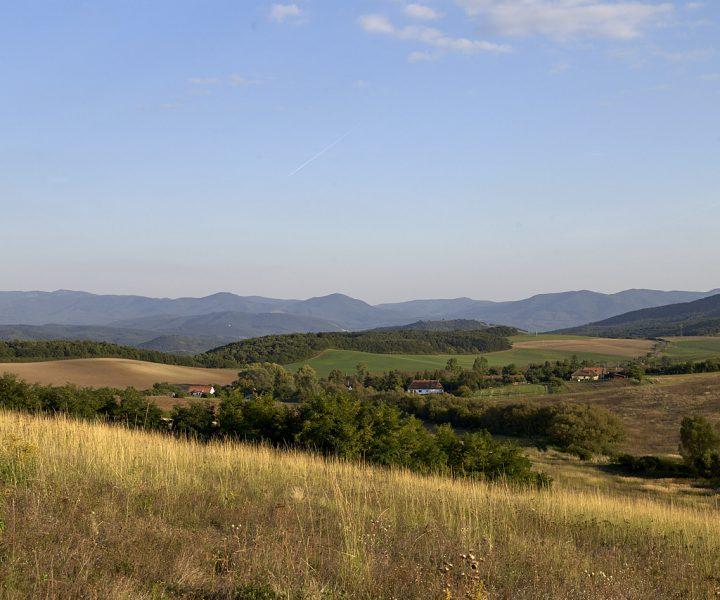 Het dorp Bedepuszta